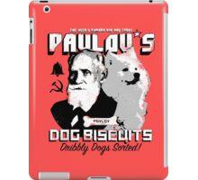 Pavlov's Dog Biscuits iPad Case/Skin