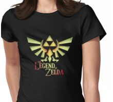 The legend... (2) Womens Fitted T-Shirt