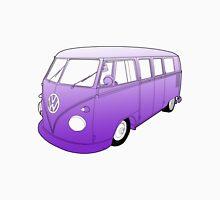 Purple VW Camper Unisex T-Shirt