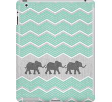 Three Elephants iPad Case/Skin