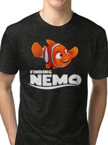 A Fish Funny Tri-blend T-Shirt