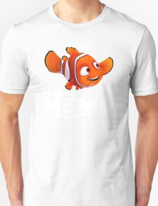 A Fish Funny Unisex T-Shirt
