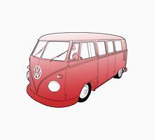 Red VW Camper Unisex T-Shirt