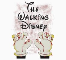 The Walking Disney by cloutierjade54
