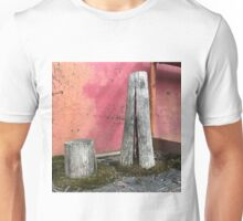 'Pillar house at home' The Accidental Pilgrim Unisex T-Shirt