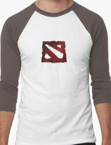 DOTA 2 - Logo Men's Baseball ¾ T-Shirt