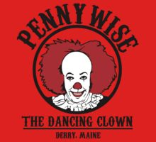 Pennywise the dancing clown by CarloJ1956