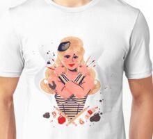 Redbubble French Superhero Unisex T-Shirt