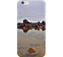 Water and Rocks iPhone Case/Skin