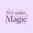 We make magic in purple by jazzydevil