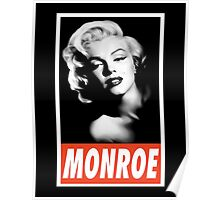 (LEGEND) Marylin Monroe Poster
