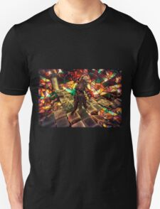 Falling to pieces Unisex T-Shirt