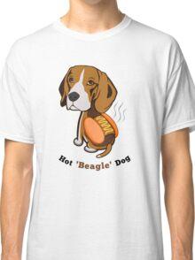 Hot Beagle Dog Classic T-Shirt