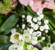 bride's bouquet Sticker