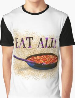 Eat All (Bud Spencer tribute) Graphic T-Shirt