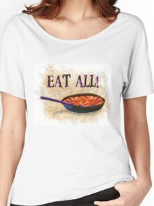 Eat All (Bud Spencer tribute) Women's Relaxed Fit T-Shirt