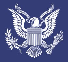 Great Seal of the United States by GrizzlyGaz