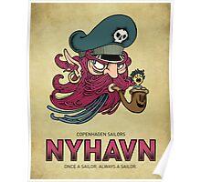 Nyhavn II Poster