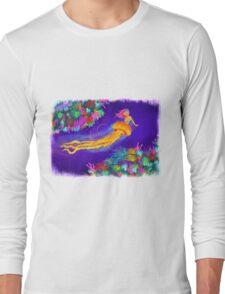 Jellyfish Mermaid! Long Sleeve T-Shirt