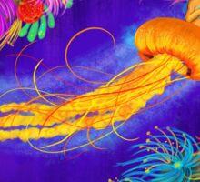 Jellyfish Mermaid! Sticker