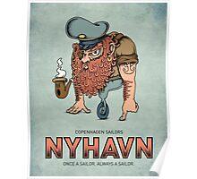 Nyhavn III Poster