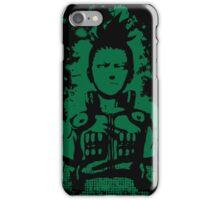 shikamaru grunge sign iPhone Case/Skin