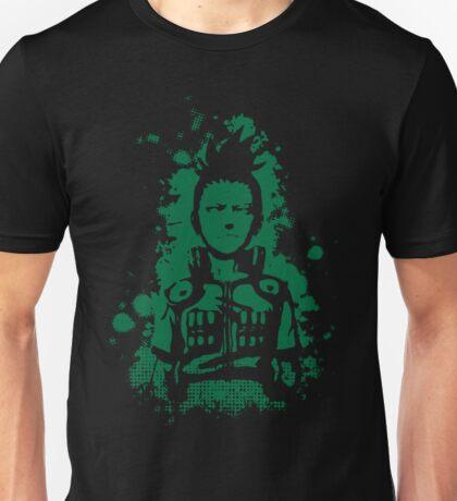 shikamaru grunge sign Unisex T-Shirt
