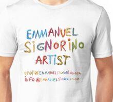 Emmanuel Signorino Artist Unisex T-Shirt
