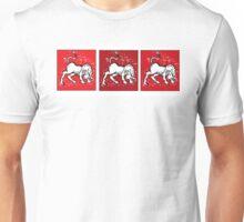 toro x 3 Unisex T-Shirt