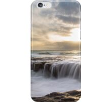 Fishermans Rock Revisited  iPhone Case/Skin