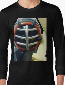 The Kendo Fighter Long Sleeve T-Shirt