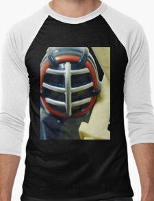 The Kendo Fighter Men's Baseball ¾ T-Shirt