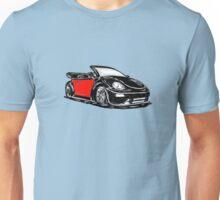 Vw bug convertible Unisex T-Shirt