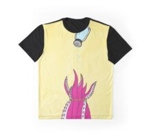 Salty Octopus Graphic T-Shirt