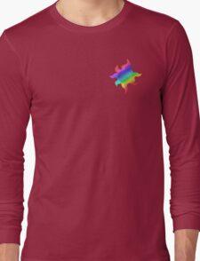 MLP - Cutie Mark Rainbow Special - Sunset Shimmer V2 Long Sleeve T-Shirt