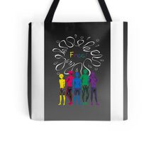 "The Guys of ""Free!"" - version 1 Tote Bag"