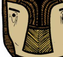 The Pharoah Sticker