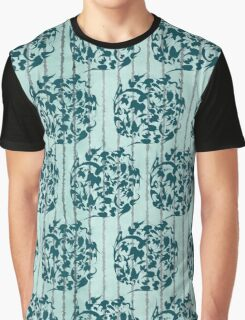 sweet pea teal Graphic T-Shirt