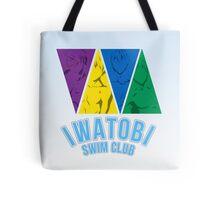Iwatobi Swim Club - Characters ver 2 Tote Bag