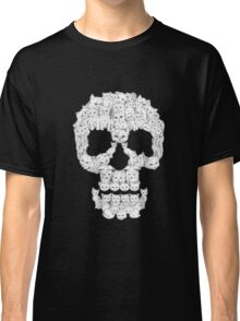 Skull Are for Pussies EDR 878  Classic T-Shirt