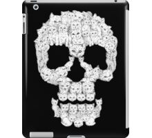 Skull Are for Pussies EDR 878  iPad Case/Skin
