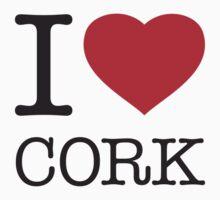 I ♥ CORK Kids Clothes