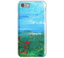 Meadow Pond iPhone Case/Skin