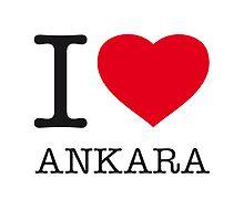 I ♥ ANKARA by eyesblau