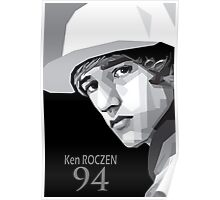 Motocross racing Ken Roczen Poster