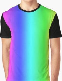 Spectrum - All the Colors of the Rainbow Graphic T-Shirt