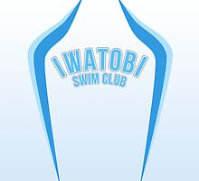 Iwatobi Swim Club - Plain 2 by a745