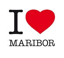 I ♥ MARIBOR by eyesblau