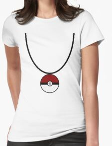 POKebal Womens Fitted T-Shirt