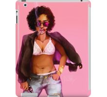 Strong to Stand on Her Own iPad Case/Skin